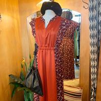 BAD/CENTER SWITCHING DRESS(0W13012H)