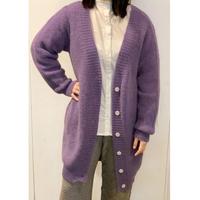 DAZZLE・Kid Mohair Knit 2Way Cardigan(0W36011C)