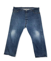 Levi's 501 Regular  MADE IN USA    Size W46 L27.5 #015