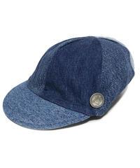 105XX CYCLE  CAP  #INDIGO①