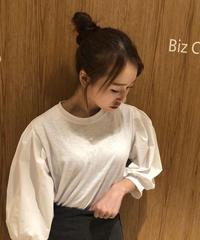 ボリュームスリーブシャツ【即納】