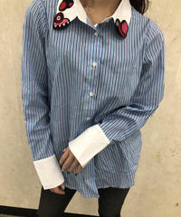 stripe lover  shirt