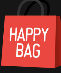 メンズHAPPY BAG
