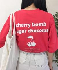 【即納】cherry Tシャツ