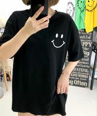 【即納】スマイリーTシャツ
