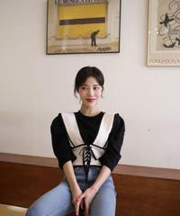 【即納】ビスチェTシャツセット