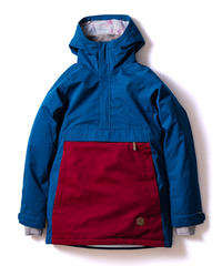 Anorak Jacket - Blue