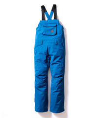 Stretch Bib Pants - Blue
