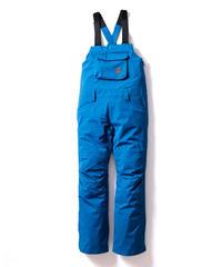 Stretch Bib Pants - Blue