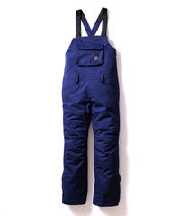 Stretch Bib Pants - Navy
