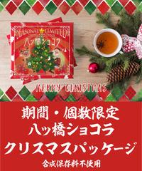 【 限定クリスマスパッケージ 】八ッ橋ショコラ  12枚入