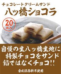 【20枚入】八ッ橋ショコラ