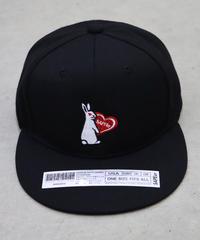 【GLR239】 HEART RABBIT CAP