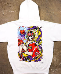 LIMITED■ONEPIECE×SAPEur■BoaHancock■ホワイト