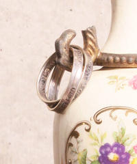 NORTH WORKS ノースワークス / 25cent TWIN RING / N-204