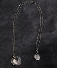 HARIM ハリム / stairway to Heaven COIN PENDANT ネックレス / HRP114SV