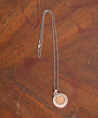 NORTH WORKS ノースワークス / PENNY IN 25cent PENDANT ネックレス / N-222
