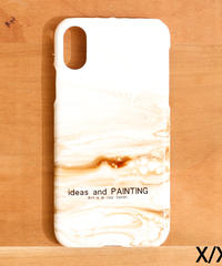 ideas and PAINTING / iPhoneケース(X.XS/10.10S) / XS/X-brn3-20127