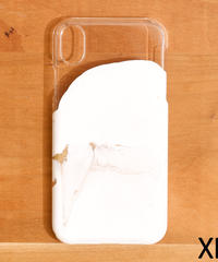 ideas and PAINTING / iPhoneケース(XR.10R) / XR-wht1-20127