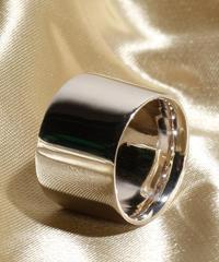 Losau ロサウ / Flat wide ring リング / lo-r006