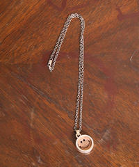 NORTH WORKS ノースワークス / PENNY SMILE 25cent TAMB OURINE PENDANT ネックレス / N-249