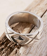 NORTH WORKS ノースワークス / 900silver ring / W-418