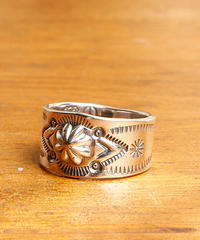 NORTH WORKS ノースワークス / 900Silver Stamp Ring 3 リング / W-021