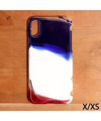 ideas and PAINTING / iPhoneケース(X.XS/10.10S) / 10-blu2-1912