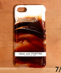 ideas and PAINTING / iPhoneケース(7/8) / 78-brn28-1912