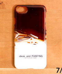 ideas and PAINTING / iPhoneケース(7/8) / 7/8-brn11-20127