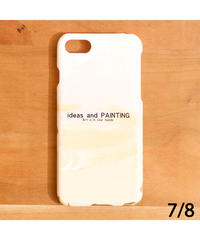 ideas and PAINTING / iPhoneケース(7/8/SE) / 7/8-beg2-20127