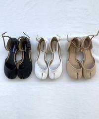 Tabi Flat Sandal 〈20-940038〉