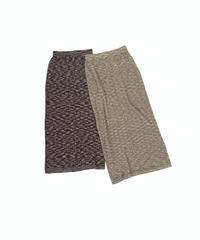 Tight Knit Skirt〈21-330098〉