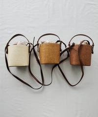 Paper Bucket Bag〈20-920034〉