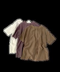 Design No collar Shirt〈20-770257〉