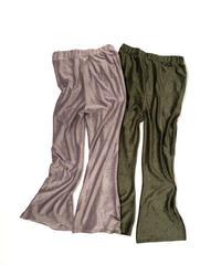 Corduroy  Flare Pants〈20-220214〉