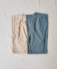 Slit Color Pants〈20-220060〉