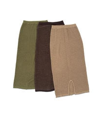 Summer Knit Skirt〈21-330049〉
