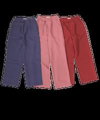 Jaguard Color Pants〈21-220120〉