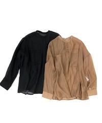 Sheer Shirt〈20-770219〉