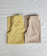 Color Pants〈20-220014〉
