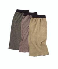 Jacquard Tight Skirt〈20-910237〉