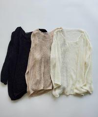 Crochet Summer Knit〈20-550101〉