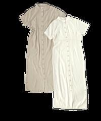 Oval Line Dress〈20-440248〉