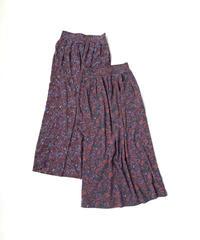 Flower Tack Skirt〈20-330228〉