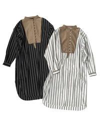 Stripe Shirt OP〈22-440039〉