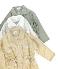 Sheer Jacket〈20-880176〉