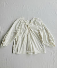 Stand Collar Blouse〈20-770021〉
