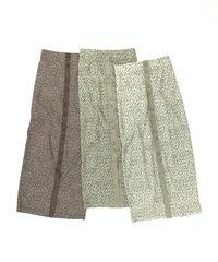 Leaf Tight Skirt〈20-330244〉