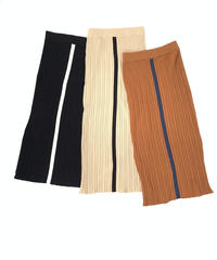 By color Tight Skirt〈21-330050〉